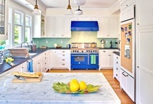 Colors & Kitchens We Love / by BlueStar Cooking