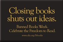 Banned Books Week: September 21 - September 27, 2014 / by Atlantic County Library System