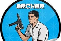 ARCHER /   ★✩★ http://getglue.com/OriginalsbyItalia  ★✩★ / by ORIGINALS BY ITALIA™