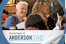 ANDERSON COOPER LIVE /   ★✩★ http://o.getglue.com/OriginalsbyItalia  ★✩★ http://getglue.com/OriginalsbyItalia / by ORIGINALS BY ITALIA™