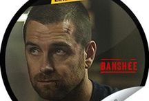 BANSHEE / A CINEMAX ORIGINAL SERIES - FRIDAYS, 10PM EST:  From the creator of 'True Blood,' 'Banshee' stars Antony Starr as Lucas Hood, an ex-con and master thief who assumes the identity of the sheriff of Banshee, Pennsylvania, where he continues his criminal activities, even as he's hunted by the shadowy gangsters he betrayed years earlier. / by ORIGINALS BY ITALIA™