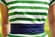 Green & Navy / Green & Navy