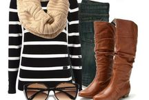 Boot Outfits / Boot Fashion