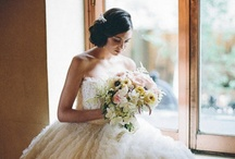 Brides / The perfect wedding day looks.  / by Alexandra Hayler