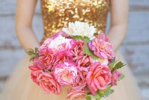 Bouquets / Perfect florals for the big day / by Alexandra Hayler