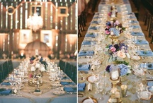 Big Day Decor / Styling your venue / by Alexandra Hayler