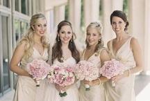 Bridesmaids / Perfect dresses for perfect maids / by Alexandra Hayler