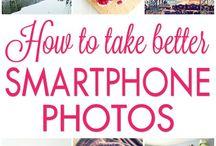 SLR & iPhone Camera Tips / Camera tips & tricks for smartphones & SLR