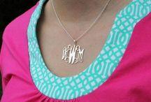 Monogrammed Accessories / Monogram Jewelry & Accessories