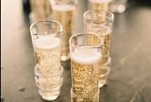 Raise your glasses / Every wedding & event has something to cheers to. Raise your glasses to these specialty cocktails!
