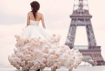 Only at a PARIS Wedding / We're expert planners in France! Let us plan your destination wedding wherever you chose but know Paris is close to our hearts!