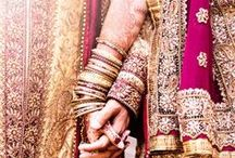 Beauty-filled INDIAN Wedding / There is something absolutely intriguing about East Indian Weddings. They are rich in color and filled with all things beautiful.