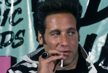 Andrew Dice Clay / The Undisputed Heavyweight Champion of Comedy; The Undisputed King of Comedy.