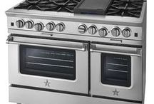 BlueStar Platinum Series: A Revolution in Home Cooking / New features found only on the Platinum Series offer unsurpassed power and performance for discerning home chefs who demand restaurant-quality results. Welcome to the future of home cooking. / by BlueStar Cooking