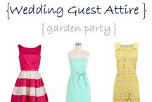 Wedding Guest Guide / Wedding Guest Guide
