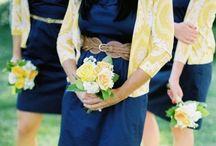 Yellow Wedding / Yellow Weddings