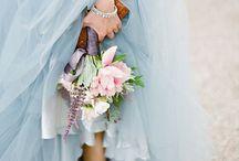 Placid Blue 2014 Pantone Color  / Placid Blue Weddings