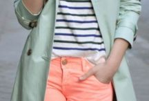 Preppy in Pastel / Preppy Pastel Fashion