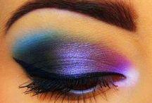 Amazing Eye Makeup / Who doesn't love eye makeup and creative looks?