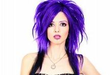 Hair, Hair, and More Hair / I love hairstyle, hair color and even the hats that compliment the hair.. Come on in and join me!