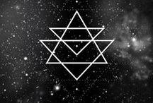 Geometric Inspiration for Carpe Diem Jewelry / Everything Geometric - fashion-jewelry-style-design-rings-art-tattoos
