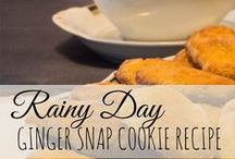 All about cookies / Baking cookies is my favorite thing to do! I am always looking for the perfect sugar cookie and ways to incorporate more chocolate into them for my hubby.