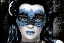 FANTASY: maschere e ritratti