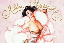 Pinup Art and Illustrations / Pinup Art, Illustrations and Drawings — Vintage or Modern