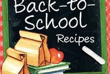 Back to School with BlueStar / The perfect location of DIYs for your kids, some great lunch and snack recipes, and so much more / by BlueStar Cooking