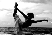 Yoga · Work out! / by Inspiring Things