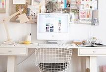HOME // Office / by Melissa Kelly