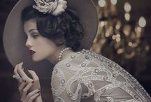 Classic/Old Hollywood Glamour / Old Hollywood, Classic chic