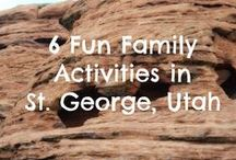 Utah / Things to do and places to see in Utah - Some places we have visited others we want to visit; and other Utah things