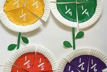 Math / Math curriculum and math ideas for homeschoolers.