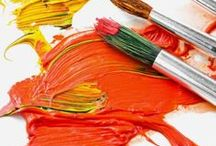 Art / Homeschool art ideas and art curriculum. Lots of inspiration for planning, carrying out, and implementing an art curriculum in your homeschool.