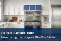 Welcome to BlueStar Refrigeration / Introducing the new BlueStar Built-In Refrigeration line. Featuring commercial style design and performance, our Refrigeration line offers advanced food preservation capabilities, unique features for the discerning home chef and unmatched customization options / by BlueStar Cooking