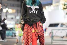 Style Harajuku/nippone