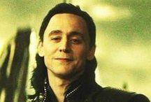 Loki Laufeyson God of menace / Loki my one and only god