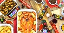 HOT Festive Recipes / A feast awaits… who's ready for a HOT turkey with all the trimmings? Flavour Hack the classics and fire up the festive flavour with our simple but tasty dishes.