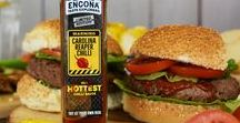 BBQ Month / This is how we BBQ! Check out our easy Flavour Hacks and get spicing up BBQ month Encona style - yum!
