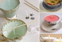 diy:home: candles