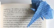 Origami Elephant Bookmarks / Origami Elephant Bookmarks for all book lovers and bookworms.