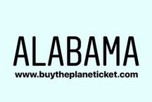 Alabama / This board is all about Alabama! What to do in Alabama, where to go in Alabama and great travel tips for when you go to Alabama!