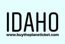 Idaho / This board is all about Idaho! What to do in Idaho, where to go in Idaho and great travel tips for when you go to Idaho!