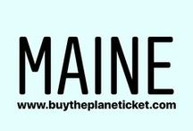 Maine / This board is all about Maine! What to do in Maine, where to go in Maine and great travel tips for when you go to Maine!