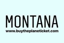 Montana / This board is all about Montana! What to do in Montana, where to go in Montana and great travel tips for when you go to Montana!