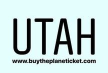 Utah / This board is all about Utah! What to do in Utah, where to go in Utah and great travel tips for when you go to Utah!