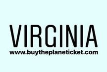 Virginia / This board is all about Virginia! What to do in Virginia, where to go in Virginia and great travel tips for when you go to Virginia!