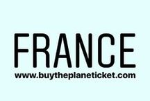 France / This board is all about France! What to do in France, where to go in France and great travel tips for when you go to France!