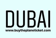 Dubai / This board is all about Dubai! What to do in Dubai, where to go in Dubai and great travel tips for when you go to Dubai!